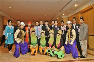 SMK Annual Dinner 2011 - Japanese & Local Manager